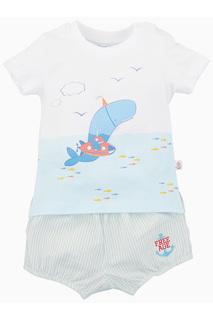 Комплект: футболка, шорты FREE AGE