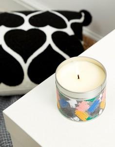 Свеча с ароматом джина с тоником Flamingo Candles - Мульти