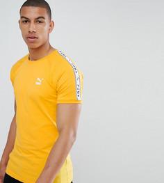 Футболка Puma - Желтый