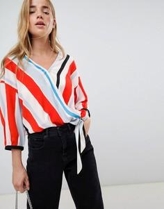 2177d488cfd Купить женские блузки с принтом в интернет-магазине Lookbuck ...