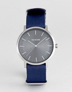 Темно-синие часы Nixon A1059 - Темно-синий