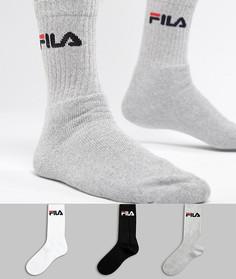 Набор из 3 пар носков Fila - Мульти