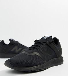 Черные кроссовки New Balance 247 - Розовый