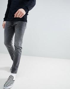 Серые джинсы скинни Wrangler - Серый