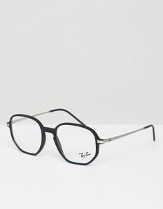 Очки с прозрачными стеклами Ray-Ban - Черный