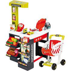 """Игровой набор Smoby """"Супермаркет с тележкой"""", звук"""