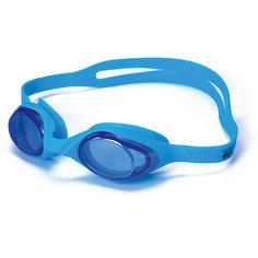 Очки для плавания INDIGO, голубые