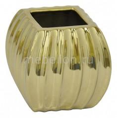 Ваза настольная (11 см) Black & Gold 17771 Three Hands