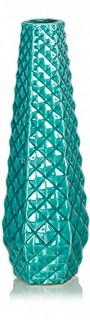 Ваза настольная (41 см) Aquamarine 242392 Home Philosophy