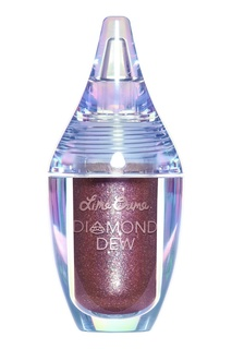 Жидкий глиттер для век Diamond Dew VISION, 14 ml Lime Crime