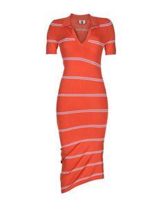 Платье длиной 3/4 Unique