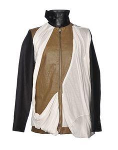 Джинсовая верхняя одежда Rick Owens