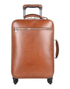 Чемодан/сумка на колесиках Brunello Cucinelli