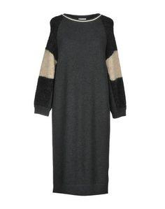 Платье до колена Brunello Cucinelli