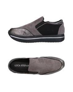 Низкие кеды и кроссовки Luca Stefani