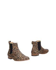 Полусапоги и высокие ботинки Dieppa Restrepo