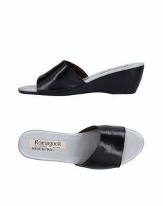 Сандалии Romagnoli