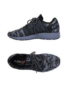 Низкие кеды и кроссовки Plein Sport