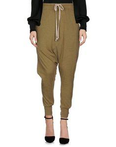 Повседневные брюки Rick Owens Lilies