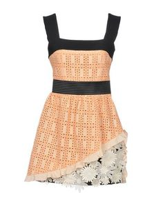 Короткое платье Emanuel Ungaro