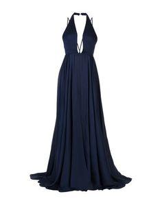 Длинное платье Jason Wu