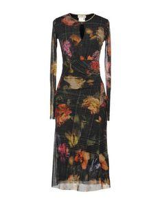 Платье длиной 3/4 Fuzzi