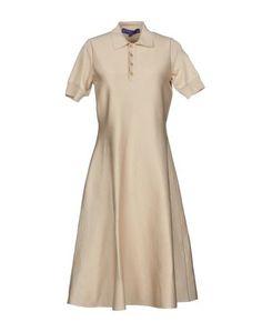 Платье до колена Ralph Lauren Collection