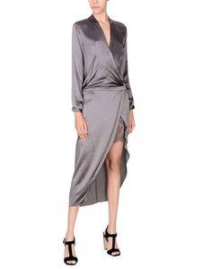 Длинное платье Michelle Mason