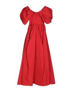 Длинное платье Brock Collection