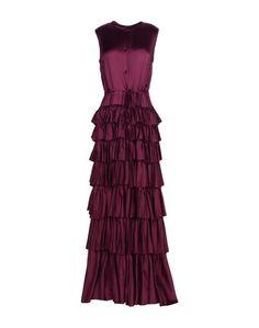 Длинное платье Martin Grant