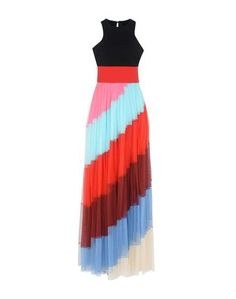 Длинное платье Fausto Puglisi