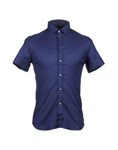 Рубашка с короткими рукавами Patrizia Pepe