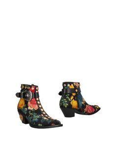 Полусапоги и высокие ботинки Fausto Puglisi