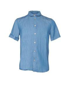 Джинсовая рубашка Elvine