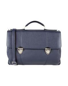 Деловые сумки Santoni