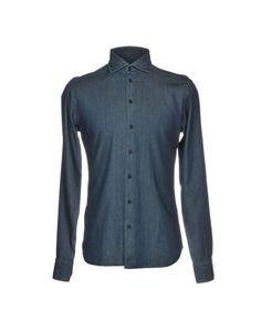 Джинсовая рубашка Hamaki Ho