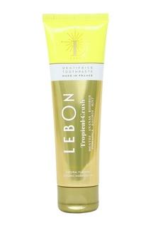 Зубная паста Tropical Crush без содержания фтора, 25 ml Lebon