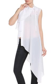 Блуза асимметричная Adzhedo