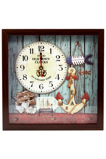 Часы настенные Русские подарки