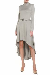 Платье со шлейфом Adzhedo