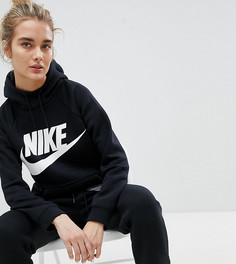 Черный худи с логотипом Nike Rally - Черный