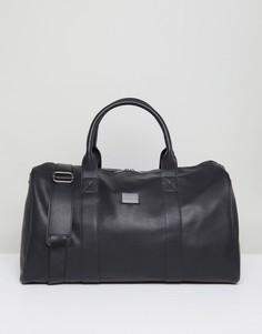 Сумка в винтажном стиле Peter Werth - Черный