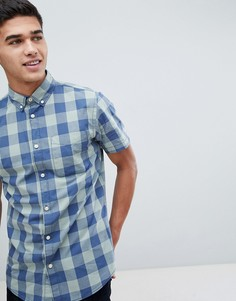 Рубашка с короткими рукавами Jack & Jones Originals - Зеленый