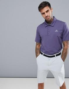 Фиолетовая футболка-поло adidas Golf Ultimate 365 CY5400 - Фиолетовый