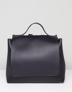 Большой рюкзак ASOS DESIGN - Черный