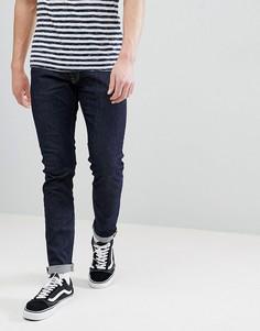 Темные джинсы скинни Lee Luke - Синий