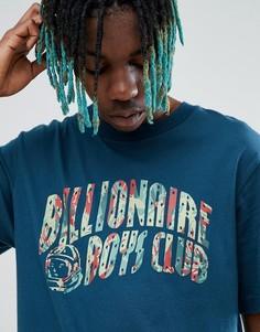 Футболка Billionaire Boys Club - Синий