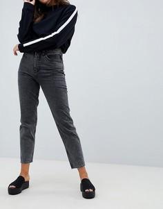 Джинсы в винтажном стиле Cheap Monday - Черный