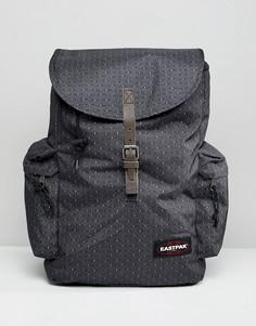 Рюкзак вместимостью 18 л с принтом Eastpak Austin - Черный