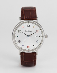 Часы Paul Smith PS0060002 Gauge 41 мм - Черный